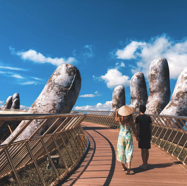 Golden Bridge, Bana Hills